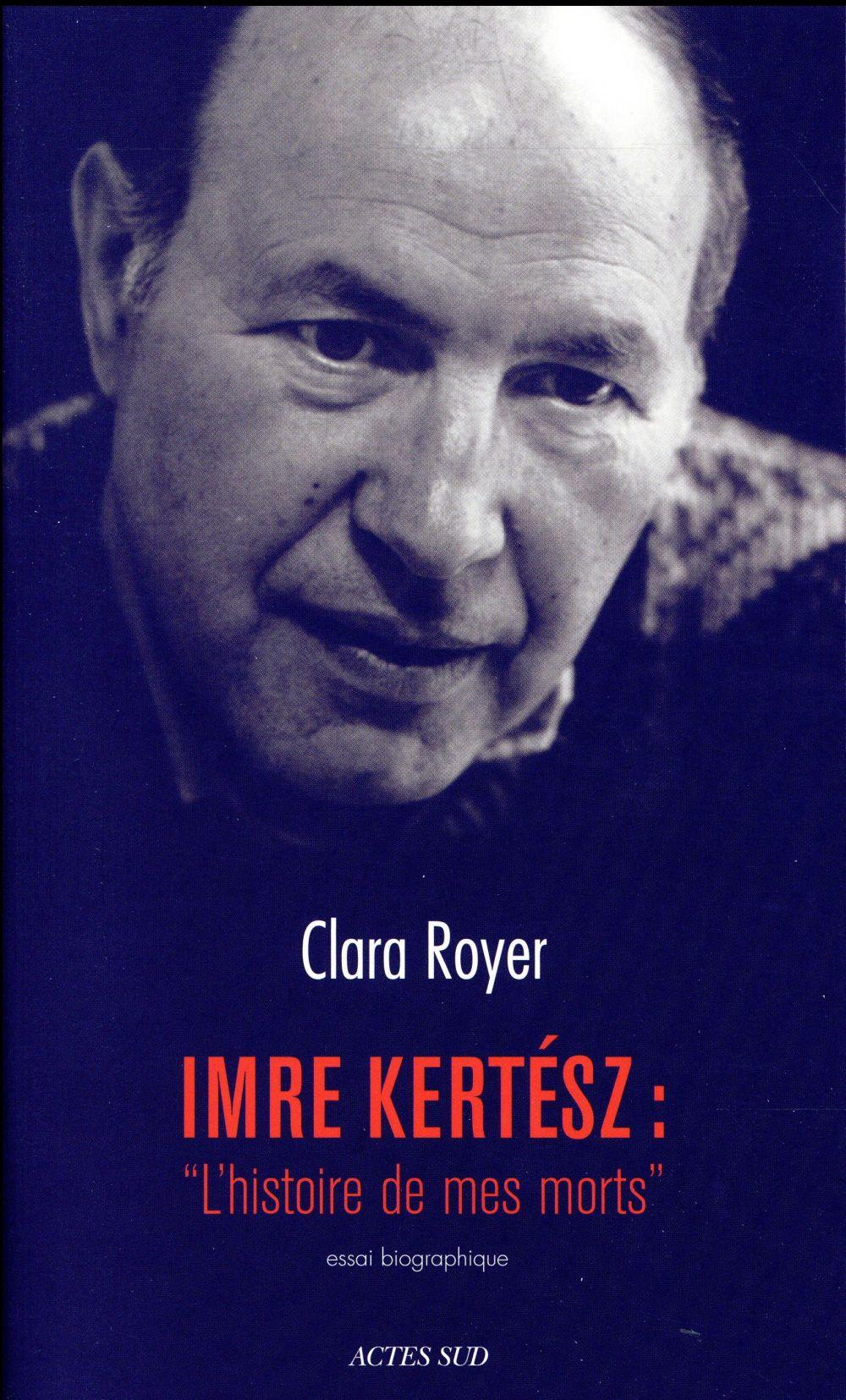 Imre Kertész ;