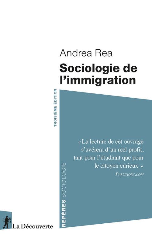 Sociologie de l'immigration (3e édition)
