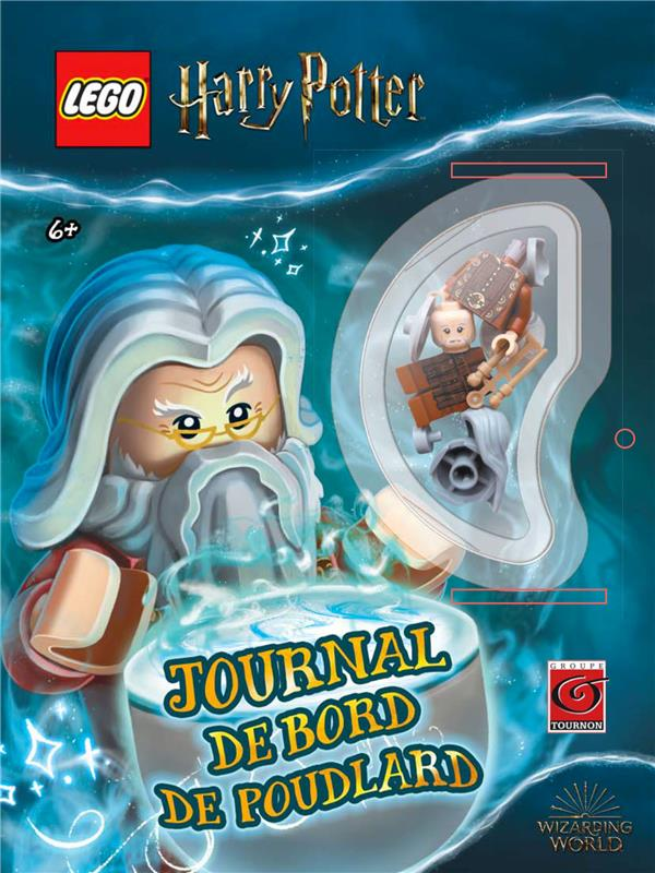 Lego - Harry Potter ; journal de bord de Poudlard