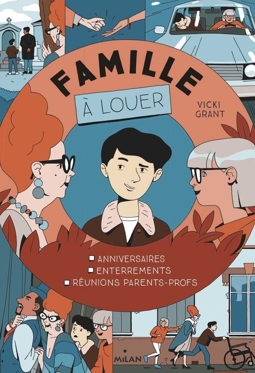 Famille à louer