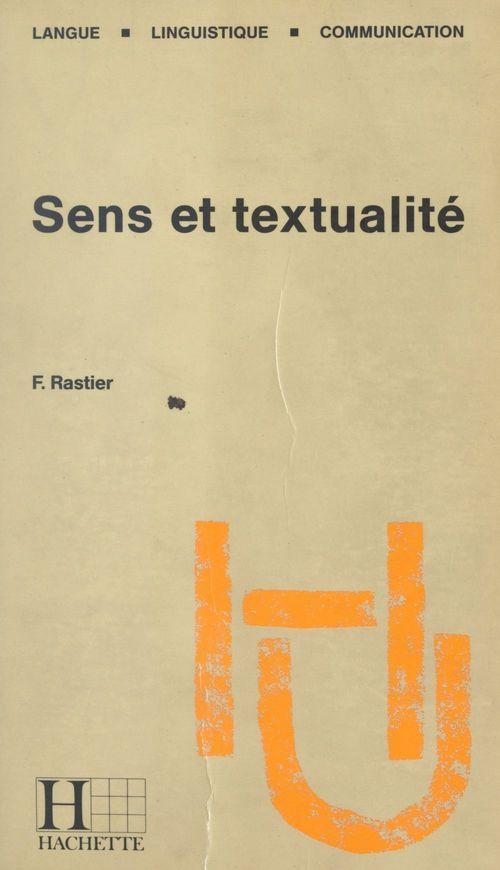 Sens et textualité