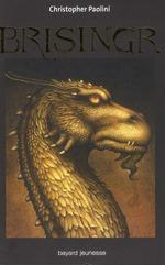 Couverture de Eragon t.3 ; brisingr
