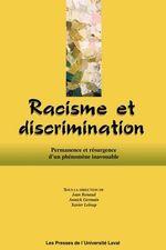 Vente Livre Numérique : Racisme et discrimination. Permanence et résurgence d´un phénomène inavouable  - Jean Renaud