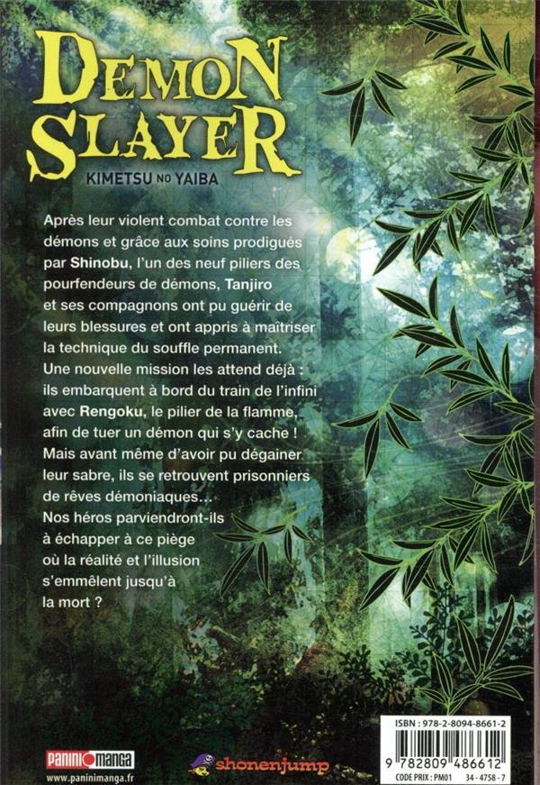 Demon slayer T.7