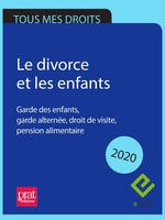 Le divorce et les enfants 2020  - Emmanuèle Vallas - Emmanuele Vallas-Lenerz