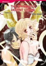 Vente EBooks : Harlequin Comics: The Spaniard's Defiant Virgin  - Jennie Lucas - Keiko Okamoto