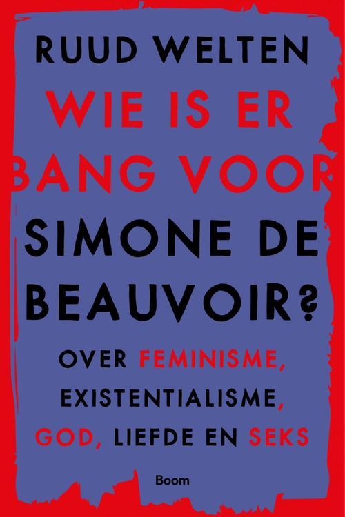 Wie is er bang voor Simone de Beauvoir