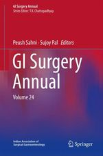 GI Surgery Annual  - Sujoy Pal - Peush Sahni