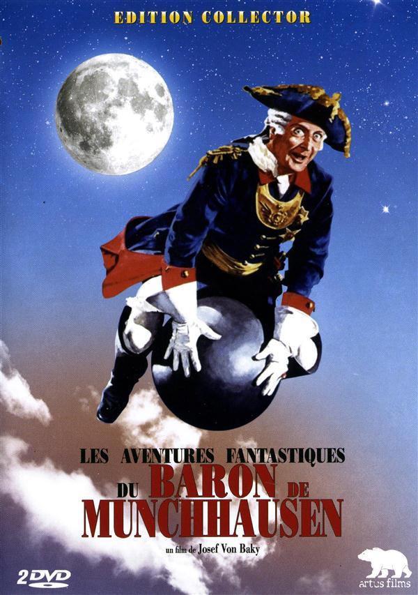 Les Aventures fantastiques du Baron de Munchhausen