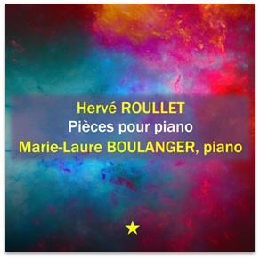 PIECES POUR PIANO  -  FEUILLES D'ALBUM , LA COURONNE DE LA VIERGE
