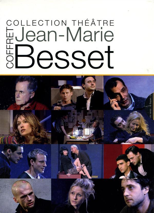Coffret Jean-Marie Besset
