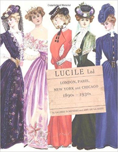 Lucile ltd ; London, Paris, New York and Chicago ; 1890s to 1930s