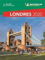 Le guide vert week-end ; Londres (édition 2020)