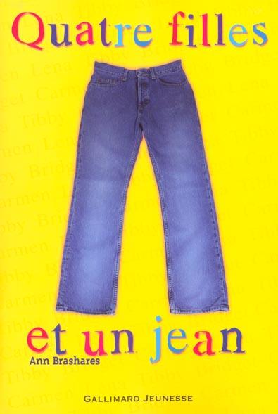 Quatre filles et un jean t.1