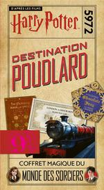 Harry potter ; destination poudlard