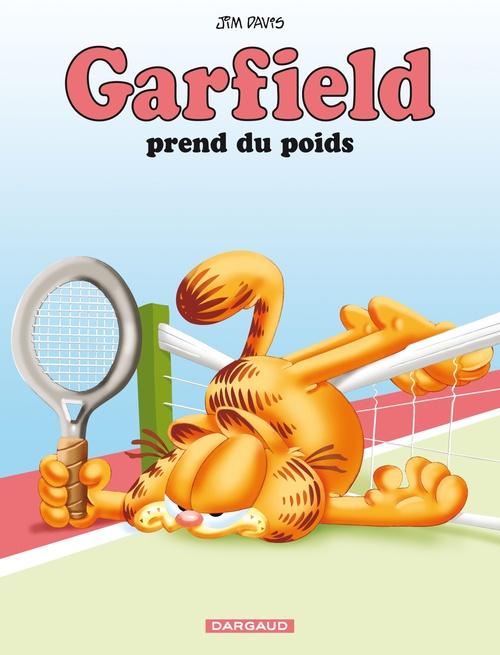Garfield T.1 ; Garfield prend du poids