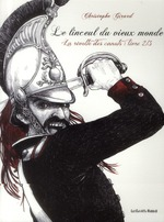 Couverture de Le Linceul Du Vieux Monde - 2. La Deroute