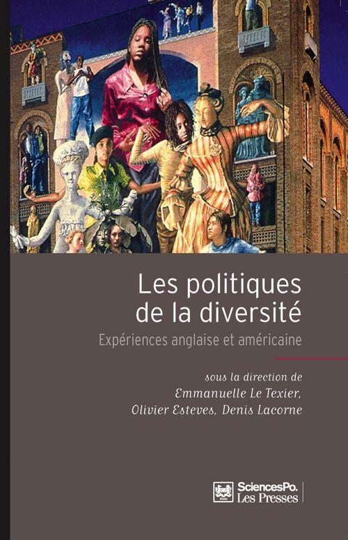 Les politiques de la diversité ; expériences anglaise et américaine