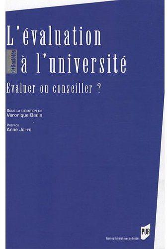 L'évaluation à l'université ; évaluer ou conseiller ?