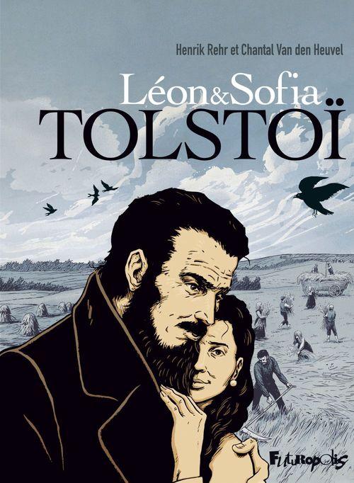 Léon et Sofia Tolstoï