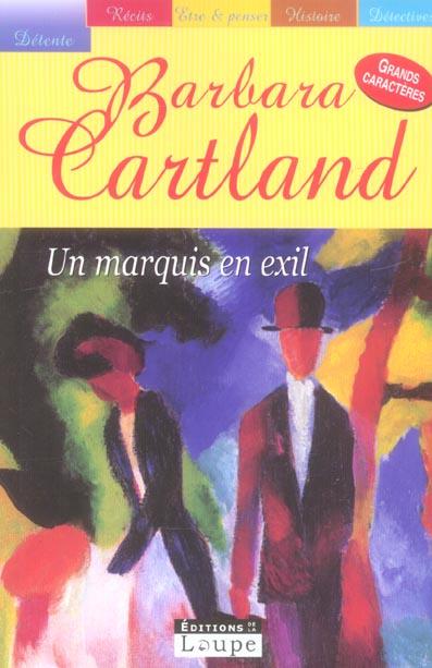 Un Marquis En Exil