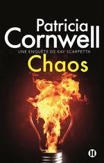 Vente Livre Numérique : Chaos  - Patricia Cornwell