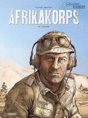 Afrikakorps T.2 ; crusader