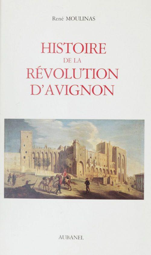 Histoire de la Révolution d'Avignon