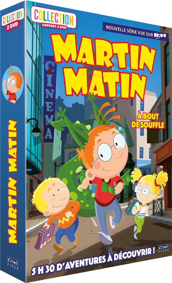 Martin Matin - Coffret 2 DVD - À bout de souffle