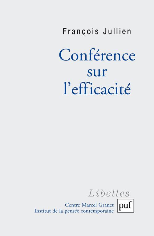 Conférence sur l'efficacité
