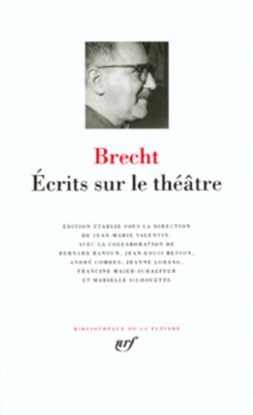 Ecrits Sur Le Theatre