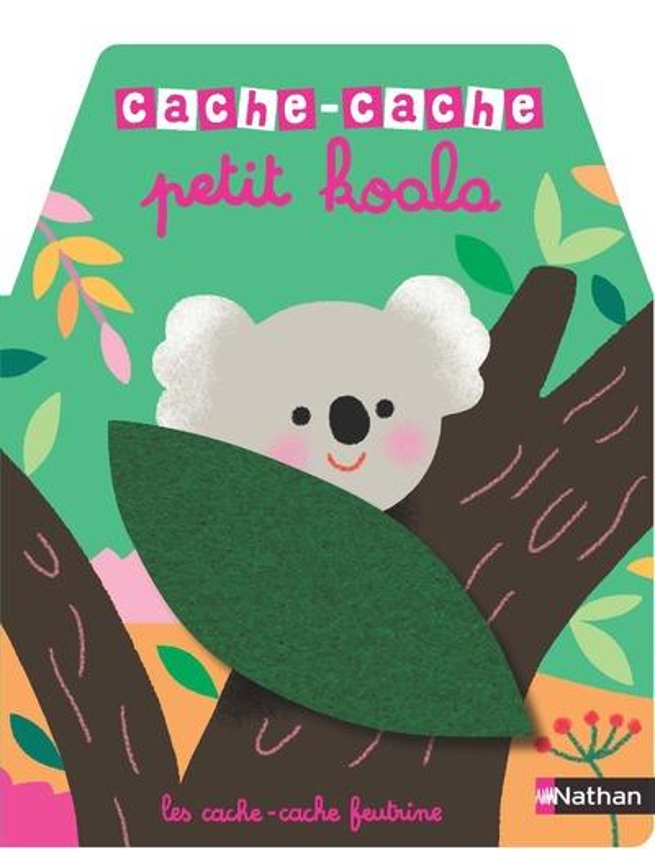CACHE-CACHE ; cache-cache petit koala