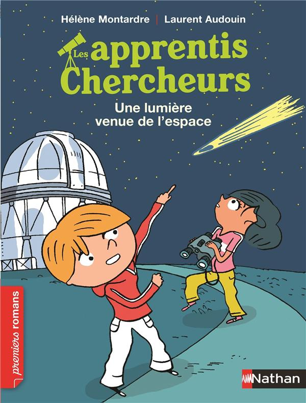 Les apprentis chercheurs ; une lumière venue de l'espace