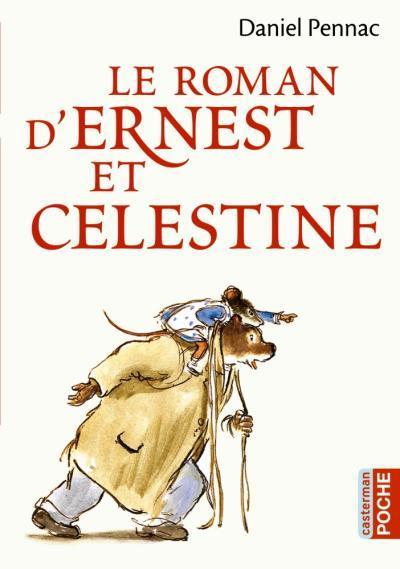 Ernest Et Celestine Roman Poche