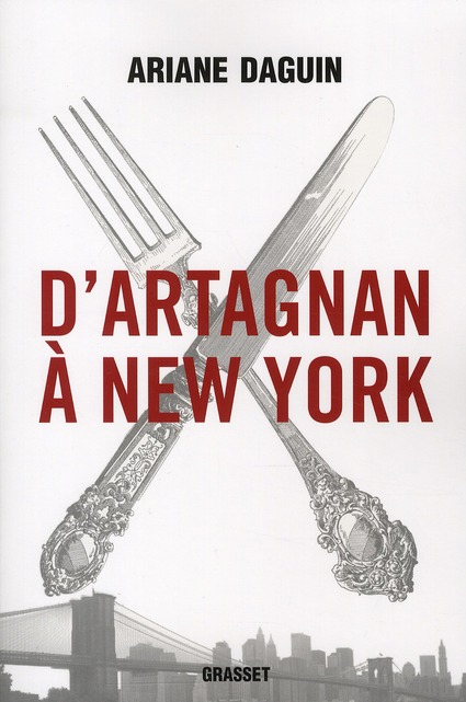 D'artagnan a new york