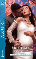 Vente EBooks : Une nuit avec son patron  - Jennie Lucas