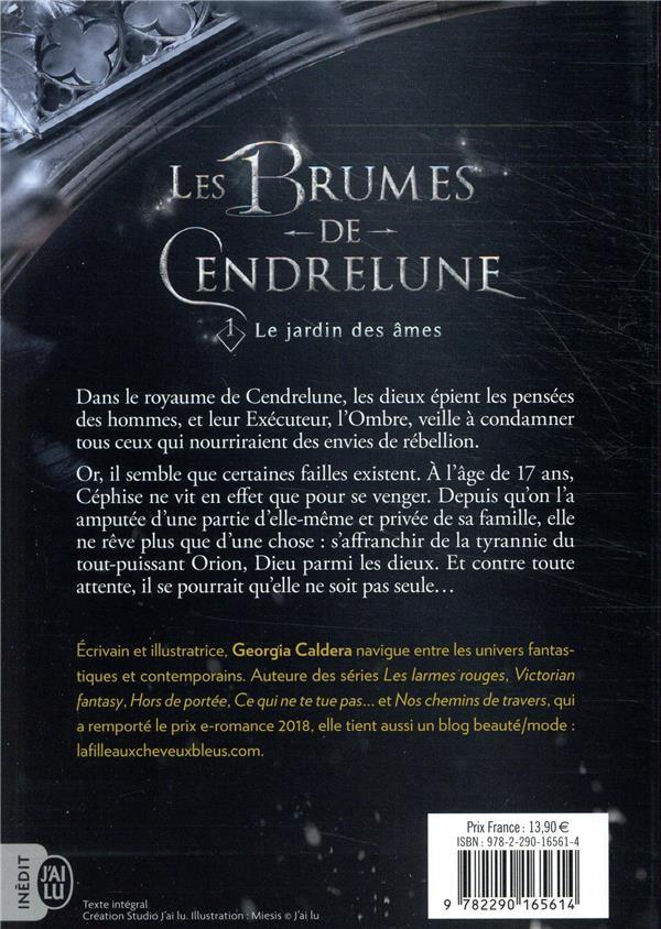 Les brumes de Cendrelune t.1 ; le jardin des âmes