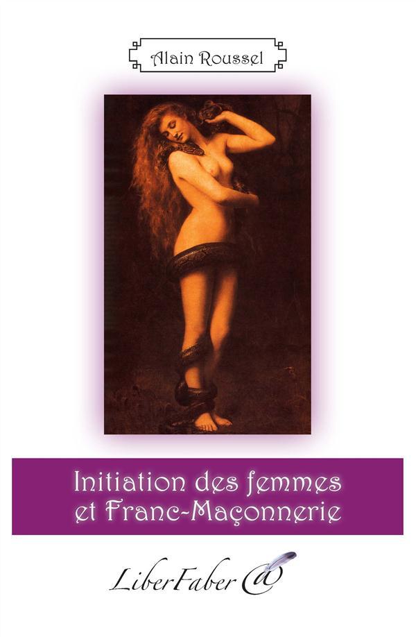 initiation des femmes et franc-maçonnerie