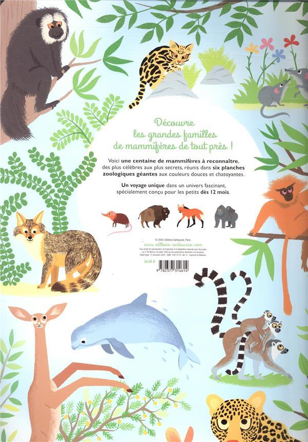 Mon tour du monde géant des mammifères