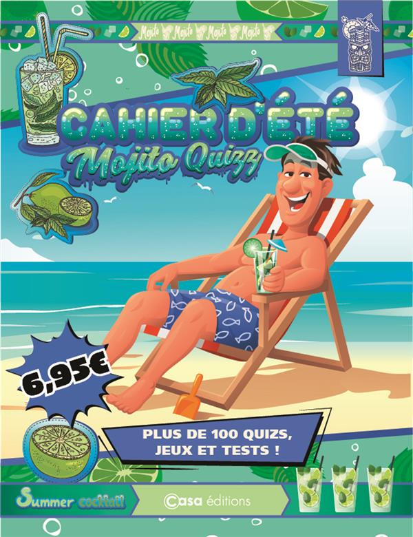 cahier d'été ; mojito quizz