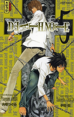 Death Note T5