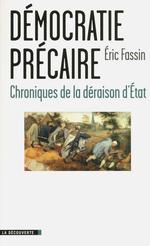 Vente Livre Numérique : Démocratie précaire  - Éric FASSIN