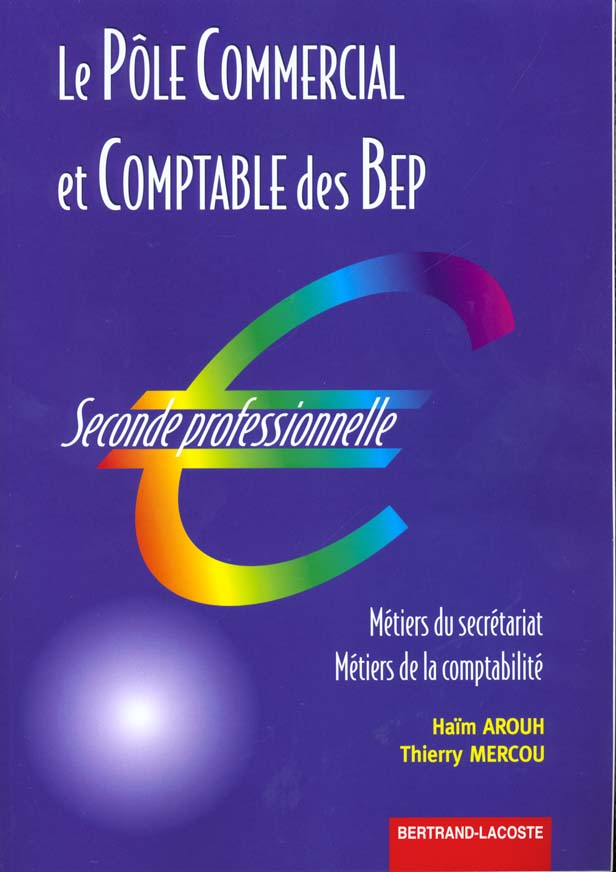 Le pole comm/comptable 2de prof-arouh