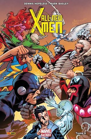 All new X-Men T.4