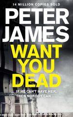 Vente Livre Numérique : Want You Dead  - Peter JAMES