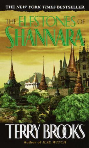 The Elfstones of Shannara (The Shannara Chronicles)  - Terry Brooks