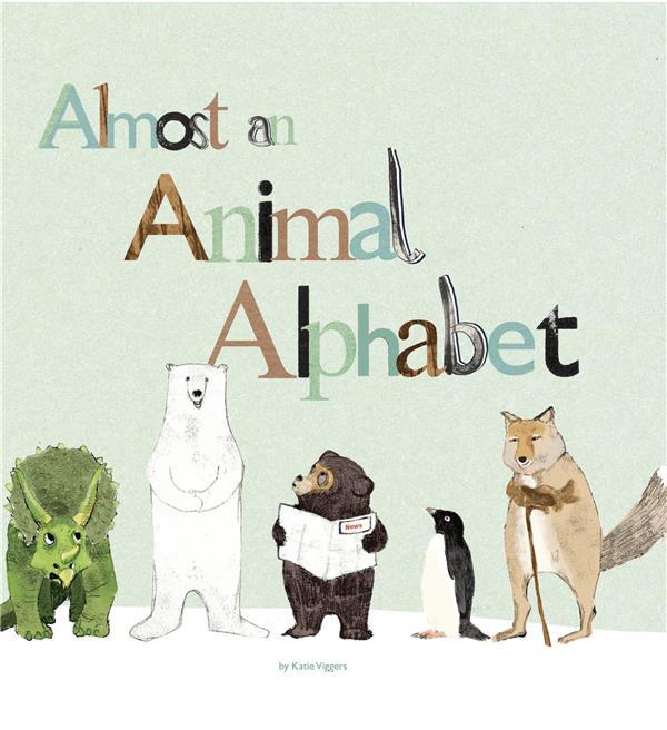 Almost an animal alphabet