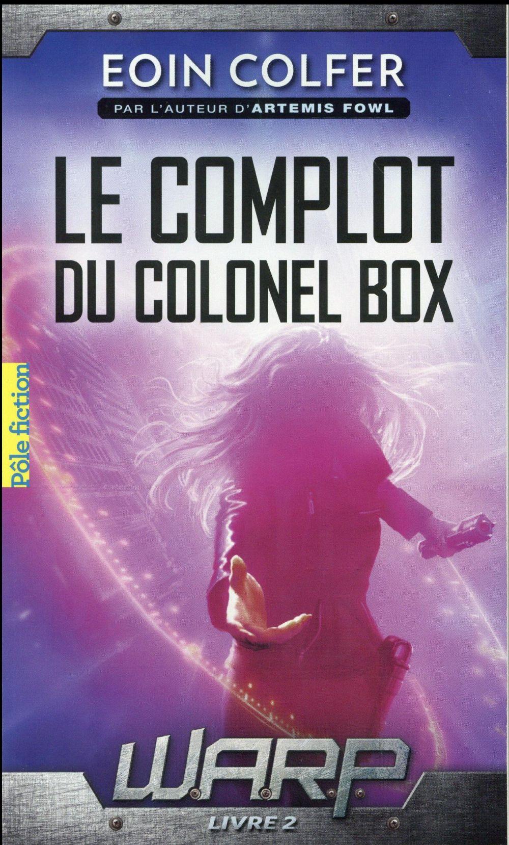 W.a.r.p. - vol02 - le complot du colonel box 2