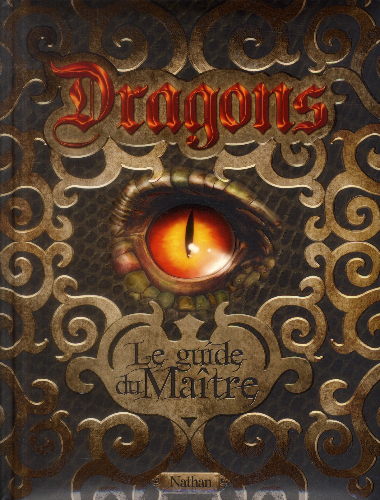Dragons : le guide du maître