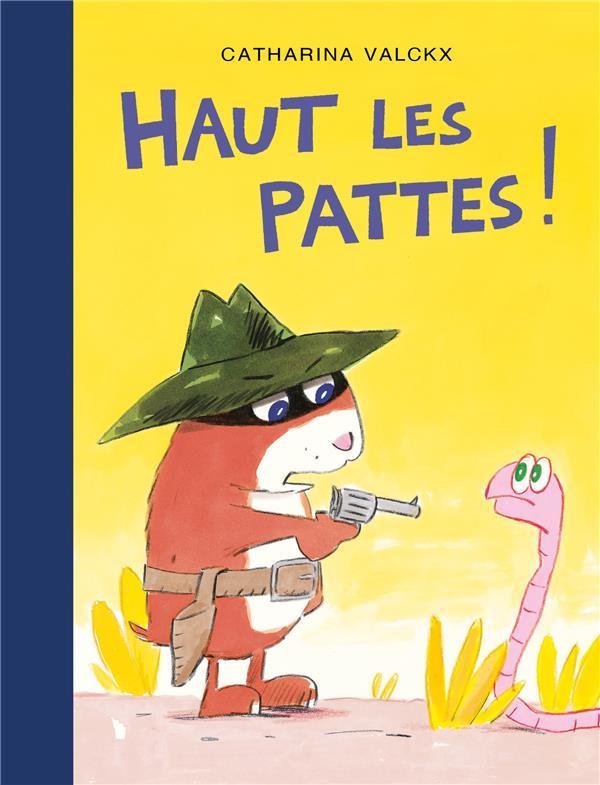 HAUT LES PATTES !
